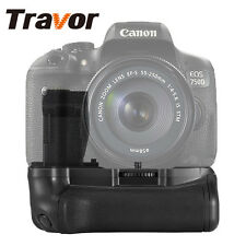Travor Vertical Battery Grip For Canon 750D 760D 8000D T6i T6s X8i BG-E18 Camera