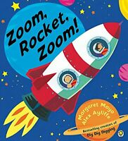 Zoom, Rocket, Zoom!, Mayo, Margaret, New, Book