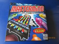 MASTERMIND  THE CLASSIC CODE CRACKING GAME BY PARKER 2011