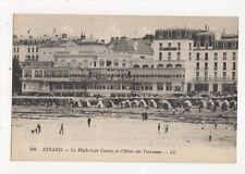 Dinard Le High Life Casino & Hotel des Terrasses France LL Postcard 293a
