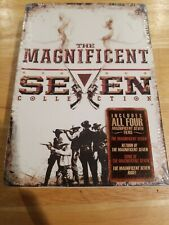 Magnificent Seven Collection (DVD, 2009, 4-Disc Set) - NEW!!