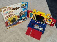 Vintage PETITE School Toy Set, Play set, Role Play Shop Home school - RARE!