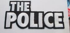 Police Collectable Rare Vintage Patch Em