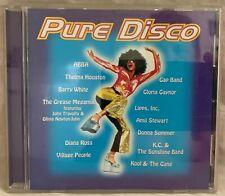 PURE DISCO (1996, MUSIC CD)