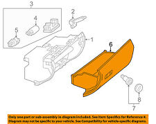 MERCEDES OEM 14-16 E350-Dash Glove Compartment Box Door 21268014989H20