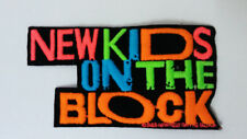 New Kids on The Block NKOTB Vintage patch logo music boy band