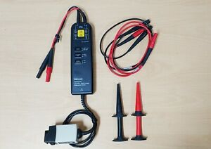 Tektronix THDP0100 100MHz High Voltage Differential Probe with accessories