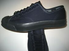 Converse Mens Jack Purcell JP Signature OX Inked Almost Black Blue Shoes Sz 9.5