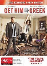 Get Him To The Greek (Blu-ray, 2010) 2 disc extended party edition