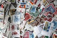 Große Berlin Briefmarken-Inventurtüte aus Flohmarktnachlass