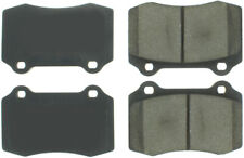 StopTech Disc Brake Pad Set Front-Rear Centric for Jaguar, Lotus / 309,05921