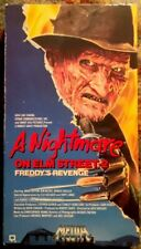 """A Nightmare On Elm Street 2: Freddy's Revenge"" VHS (M838) Horror Media Video"
