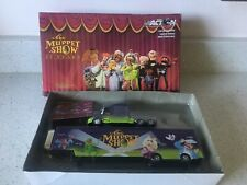 Muppet Show Jim Henson Limited Ed 1:64 Scale Hauler Lorry Action 2002 Muppets