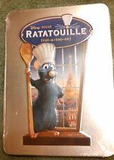 Disney & Pixar's Ratatouille DVD in Collectible Tin (New Factory Sealed)