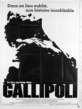 Affiche 120x160cm GALLIPOLI (1981) Peter Weir - Mark Lee, Mel Gibson, Bill Kerr