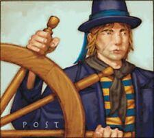 Pirates of the South China seas - #118 Helmsman Spanish