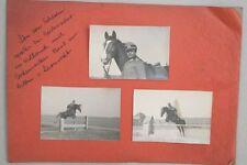 Springreiten - Ordensritter - Holland - Originalfotos
