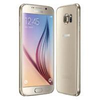 TELEFONO MOVIL SAMSUNG GALAXY S6 G920F 32GB SMARTPHONE BLANCO NEGRO AZUL DORADO