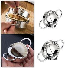 1PC Stainless Steel Dumpling Maker Wraper Dough Cutter Kitchen Tool Accessories
