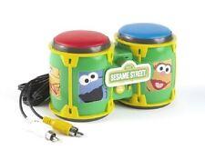 NEW NIP Sesame Street Beat Plug N Play TV Video Game