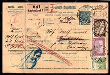 More details for hungary 1925 parcel post postcard nagybecskerek ws11619