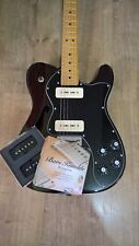 Fender Modern Player Telecaster Thinline Deluxe (upgraded bare knuckle pickups)