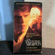 The Talented Mr. Ripley (Vhs, 2000) - Used