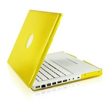 YELLOW Crystal Hard Case Cover for OLD Macbook White 13