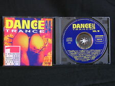Dance Trance 94. Volume One. Compact Disc. Maxx Twenty 4 Seven T-Spoon Hi-Q