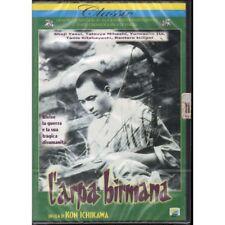 L' Arpa Birmana DVD Shoy Tasui / Tatsuya Mihashi / General Video Sigillato