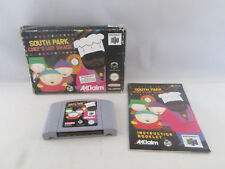 Nintendo 64 N64 - South Park Chef's Luv Shack