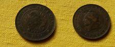 argentine 1 centavo 1890  km#32