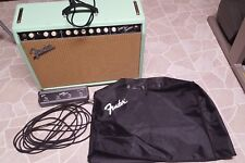 Fender Super Sonic 22 Limited Edition Guitar Amp Surf Green  FREE SHIP!