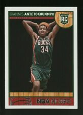 2013-14 Panini NBA Hoops #275 Giannis Antetokounmpo Bucks RC Rookie