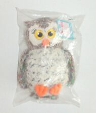 New Little Brownie Bakers HOOT Owl Plush Girl Scout Cookie 100th Anniversary P58