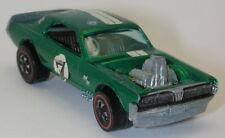 Redline Hotwheels Green 1970 Nitty Gritty Kitty oc10171