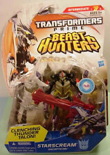 TRANSFORMERS TF PRIME BEAST HUNTERS DELUXE STARSCREAM IDW GENERATIONS CLASSICS