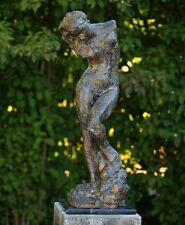 Bronzeskulptur,Figur,Statuen,Gartenfigur,Dekor,Dekoration,Garten,