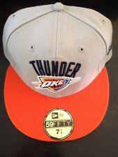 New Era Thunder  NBA Hat Size 7 1/4