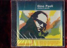 GINO PAOLI-MUSICA E PAROLE LINEATRE CD NUOVO SIGILLATO