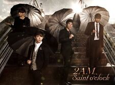 K-Pop 2AM 1st Album - Saint O' clock (Special Limited Edition) (2AM01SP)