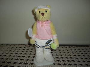 "Brass Button Pickford Sports Bears TENNIS "" Missy """