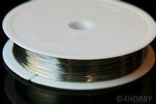 50m Widerstandsdraht Schneidedraht 0,3mm Heizdraht 19Ohm/m Schneiden Polystyrol