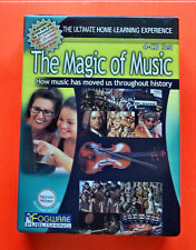 The Magic of Music - New Sealed Cd Rom * Free Shipping *