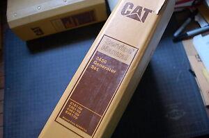 CAT Caterpillar 3456 Generator Set Engine Repair Shop Service Manual diesel book