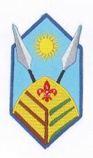 SCOUTS OF SINGAPORE - VENTURE SCOUT STANDARD Rank Award Patch