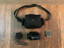 JVC Everio GZ-HD6U Hard Disk Camcorder 120 GB 1080P 1920 Full HD 3CCD