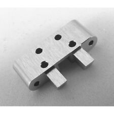 Hot Racing MCT0808 Losi 1/36 Micro-T Front Lower Arm Mount (Silver)
