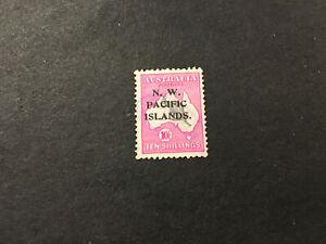 NW Pacific Islands Stamp Scott Cat. 37 Used SLIGHT CANCEL