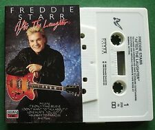 Freddie Starr After The Laughter inc Love Hurts + Cassette Tape - TESTED